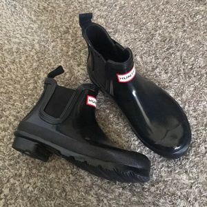 Hunter Ankle Rain Boots